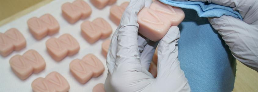 石鹸の製法について