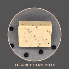 黒豆きなこ石鹸
