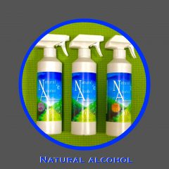 【Natural Alcohol 】手指用除菌アルコール